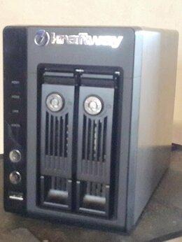 Промышленные компьютеры - NAS минисервер, сетевое хранилище Kraftway…, 0