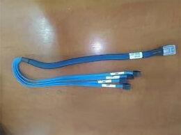 Компьютерные кабели, разъемы, переходники - Кабель mini SAS to 4 SATA 50 см, 0