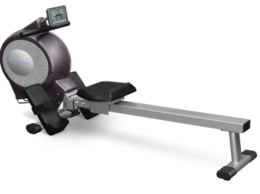 Гребные тренажеры - OXYGEN TYPHOON HRC Гребной тренажер, 0