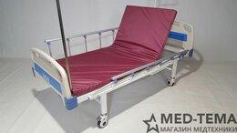 Оборудование и мебель для медучреждений - Медицинская кровать КПС-РВ 1 с матрасом купить…, 0
