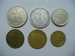 Монеты - Монеты Франции., 0