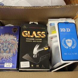 Защитные пленки и стекла - Защитные стёкла на iPhone X/XS, 8, 7, 6, 5, 0