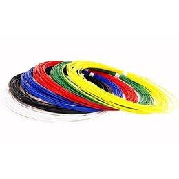Развивающие игрушки - Пластик для 3D ручек  ABS-6 (по 10м. 6 цветов), 0