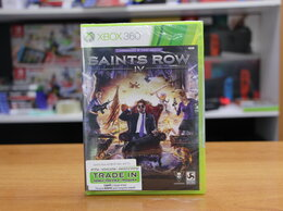 Игры для приставок и ПК - Saints Row 4 - xbox 360 Новый диск, 0