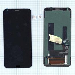 Дисплеи и тачскрины - Модуль - для LG Q6a M700 черный, Диагональ 5.5,…, 0