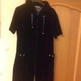 Домашняя одежда - Laete велюровый халат р 48-50, 0