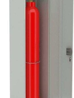 Шкафы, стенки, гарнитуры - Шкаф для кислородного баллона, 0