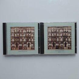 Музыкальные CD и аудиокассеты - CD LED ZEPPELIN 1975 PHYSICAL GRAFFITI - 2CD USA / СANADA S / S ЗАПЕЧАТАН, 0