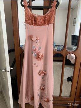 Платья - Брендовое итальянское платье, 0