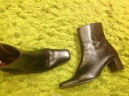 Ботинки - Кожаные полуботинки, 0