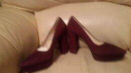Туфли - Абсолютно Новые туфли Prada, нат. замша, 25,5 см…, 0