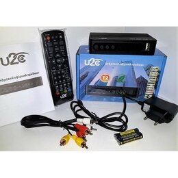 ТВ-приставки и медиаплееры - Разные цифровые приставки для старых телевизоров, 0