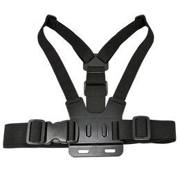 Аксессуары для экшн-камер - Крепление на грудь для экшн камеры, 0