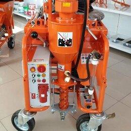 Инструменты для нанесения строительных смесей - Штукатурная станция турецкая 220 вольт GUNPAR G8 MONO, 0