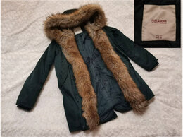 Куртки - Парка женская зимняя, размер М, 0