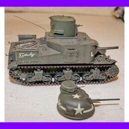 Сборные модели - 1/35 модель танка обороны канала башня с прожектором США 1/35 , 0
