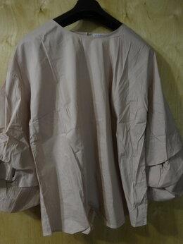 Блузки и кофточки - Кофта блузон р. 48 rick cardona шикарный, 0