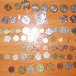 Монеты - Монеты разных стран. Б/у, состояние разное. , 0
