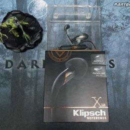 Наушники и Bluetooth-гарнитуры - Наушники Klipsch Reference X12i, 0