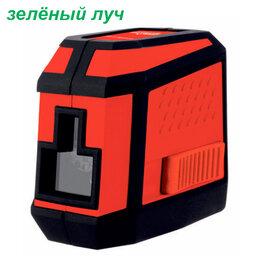 Измерительные инструменты и приборы - Лазерный нивелир Elitech ЛН 3-ЗЕЛ Промо, 0