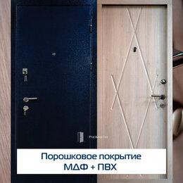 Входные двери - Дверь входная металлическая, снаружи металл +…, 0