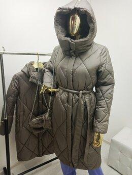 Куртки - Стильное женское пальто+ сумка SNOW Арт. SP.224.W, 0