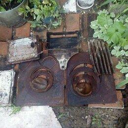 Плиты и варочные панели - плита для русской  печи  двухкомфорочная  , 0