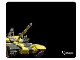 Коврики для мыши - Коврик для мыши Gembird MP-GAME10 рисунок - танк, 0