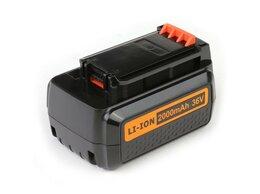 Для дрелей, шуруповертов и гайковертов - Аккумулятор для Black & Decker BL20362., 0