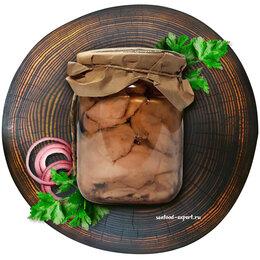 Продукты - Печень трески , натуральная, ст/б , 500 г., 0