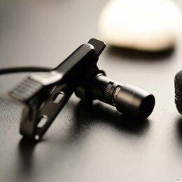 Микрофоны и усилители голоса - Петличный микрофон Hangruy, 0