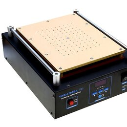 Электрические паяльники - Аппарат для снятия стекол с дисплейного модуля YIHUA 946 III 12* вакуумный, 0
