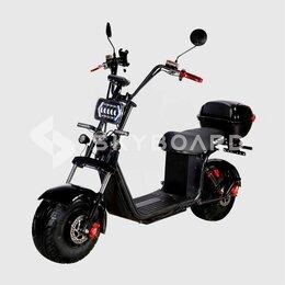 Самокаты - Электроскутер SKYBOARD BR20-2WD PRO, 0