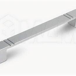 Комплектующие - Ручка-скоба 192мм хром матовый: UN4908/192, 0
