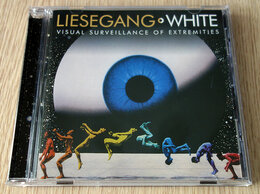 Музыкальные CD и аудиокассеты - Liesegang - White - Visual Surveillance Of…, 0