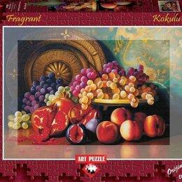 Пазлы - Пазл Натюрморт с фруктами {с ароматом} 1000 дет, 0