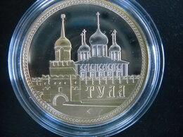 Жетоны, медали и значки - Тульские  медали., 0