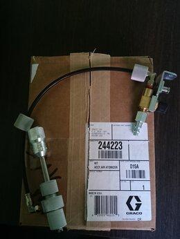Инструменты для нанесения строительных смесей - насадка GRACO ATOMIZER 244223, 0