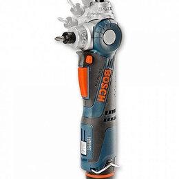 Шуруповерты - Ак. угловой шуруповерт Bosch Professional, 0