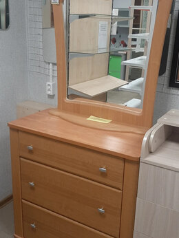 Комоды - Комод с зеркалом, 0