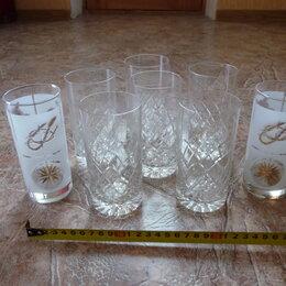 Бокалы и стаканы - Стаканы, 0