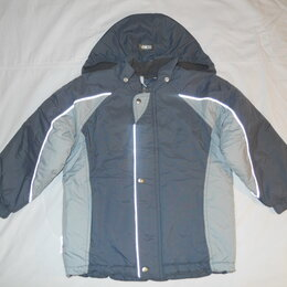 Куртки и пуховики - Куртки утеплённые  (р. 116-122 см.), 0