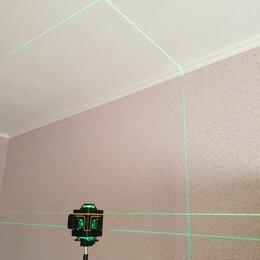 Измерительные инструменты и приборы - Лазерный уровень 4д, 0