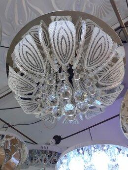 Люстры и потолочные светильники - ЛюстрыБуше 1254/6-500 Люстры Омск, 0