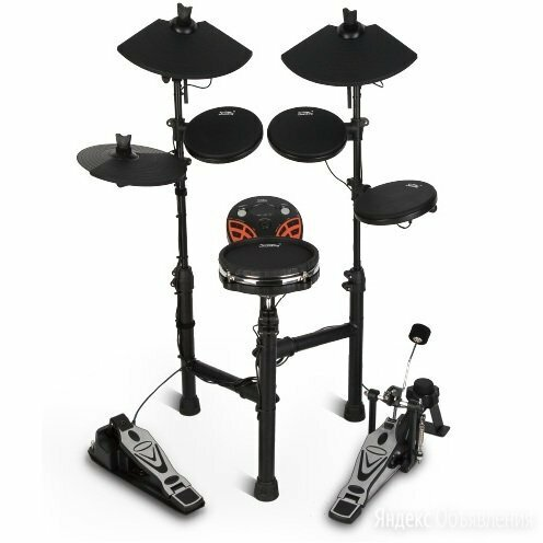 Цифровая барабанная установка Soundking SKD130-mesh по цене 42900₽ - Ударные установки и инструменты, фото 0