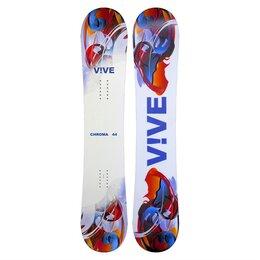 Сноуборды - Сноуборд Vive Chroma, 0