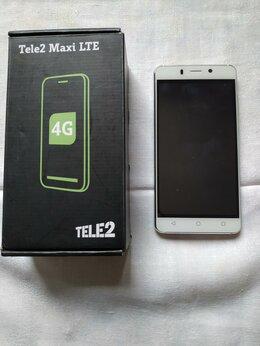 Мобильные телефоны - Смартфон Tele2 Maxi LTE, 0