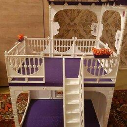 Игрушечная мебель и бытовая техника - Кукольный домик. Торг уместен., 0