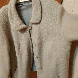 Пальто - трикотажное полупальто, 0