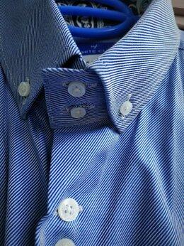 Рубашки - Новая мужская рубашка с запонками, 0